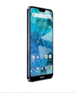 Celular Nokia 7.1 Libre 64gb 4gb Ram Doble Camara