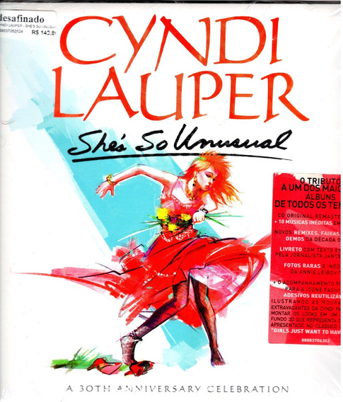 Cyndi Lauper - She´s So Unusual ( Deluxe 30th Anniversary 2