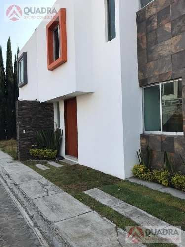 Casa En Renta Amueblada En Camino Real A Cholula Atzala San Pedro Cholula Puebla