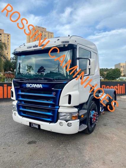 Scania P340 2011 Linda N G380 R380 Fh 2040 2041 124 420 2546