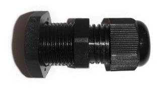 Conector Glandula Impermeable Conexiones En Exterior 3/8