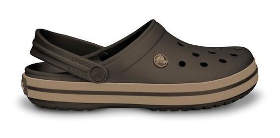 Crocs Originales Crocband Marrones Unisex | Hombre Mujer