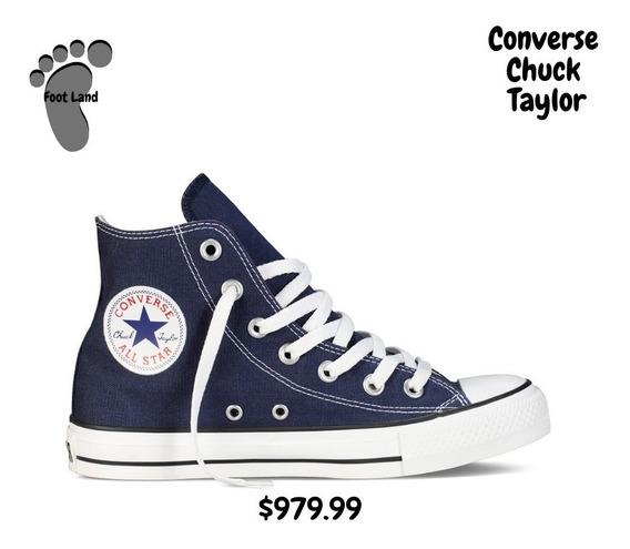 Converse Bota Azul