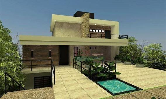 Casa Com 5 Dormitórios À Venda Por R$ 350.000 - Rio Comprido - Jacareí/sp - Ca3030