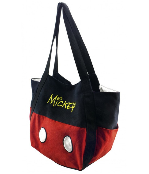 Bolsa Sacola Do Mickey Licenciada Disney Original Linda Top