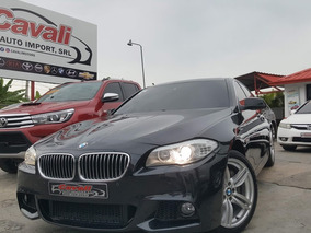 Bmw 535i Negro Perla Twin-power Turbo V6 3.0 2011
