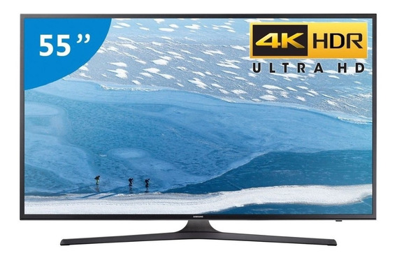 Smart Tv Led 55 Uhd 4k Samsung 55mu6100