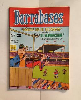 Revista Barrabases Numero 20 De 17 Enero Año 1990