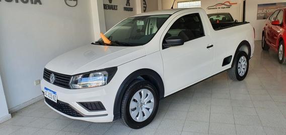 Volkswagen Saveiro 1.6 Gp Cs 101cv Safety 2018