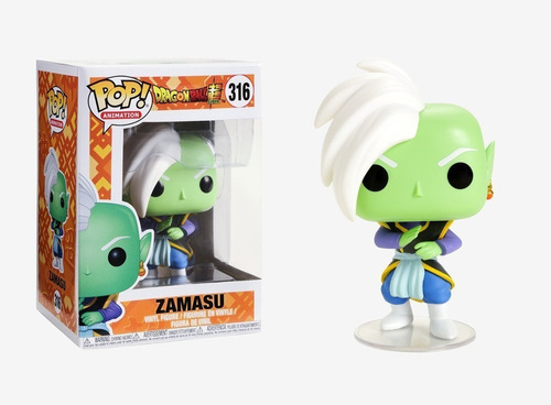 Muñeco Funko Pop Dragon Ball Super Zamasu 316 Original!!