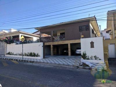 Casa Com 3 Dormitórios À Venda, 215 M² Por R$ 600.000 - Treze De Maio - João Pessoa/pb - Cod Ca0019 - Ca0019