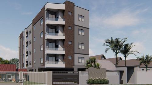 Imagem 1 de 15 de Apartamento Para Venda Em São José Dos Pinhais, Silveira Da Motta, 3 Dormitórios, 1 Suíte, 2 Banheiros, 1 Vaga - Sjp5880_1-1816988