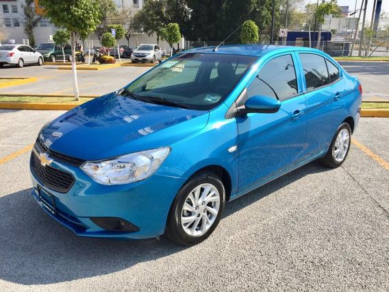 Chevrolet Aveo Ng Lt 2019 Factura Original De Único Dueño