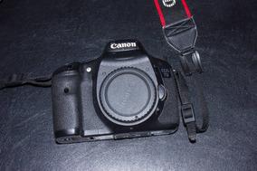 Canon 7d +duas Baterias+ 2 Cartoes 16g/4g E Grip