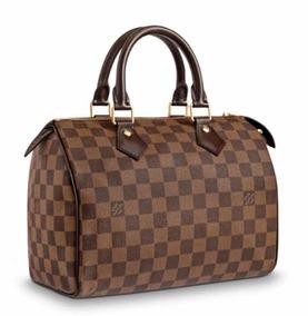 Bolsa Louis Vuitton Speedy 25 Lv 12x S/ Juros