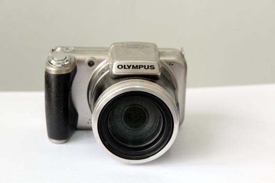 Câmera Digital Olympus Sp-800uz Sucata P/ Retirada De Peça