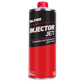 Limpiador De Inyectores Aerosol Carbujet Plus 454 Ml Silimex