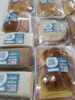 Sandwichs De Miga, Sandwichs Envasados