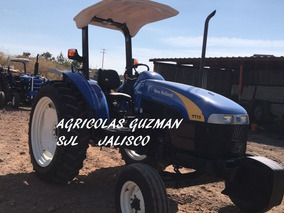 New Holland Tt 75 2013
