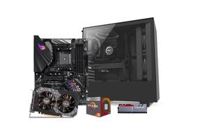 Computadora Pc Gamer Gtx 1660 Ti 6gb Ryzen 5 1tb 8gb 80+ Rog