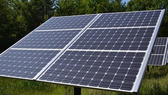 Panel Solar Monocristalino 375w LG Solar 60 Celdas Mcvill