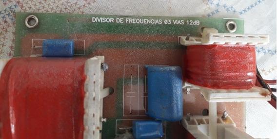 Par Divisor.de Frequência 3 Vias Hayonik Hk3012v3