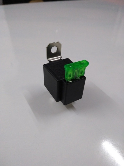 Relay 12v 30amp Con Fusible. Fueltech. Racetec. Injepro