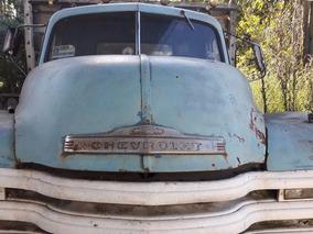 Chevrolet Año 51