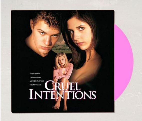Lp Cruel Intentions ( Segundas Intenções ) Pronta Entrega