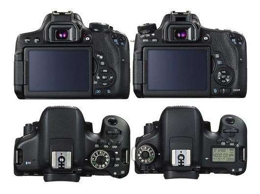 Canon Corpo T6i Produto Novo +brinde Sd 32gb Ultra