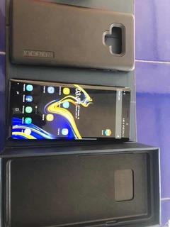 Samsung Note 9 Como Nueva En Caja Y Accesorios