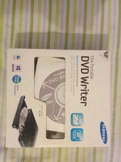 Dvd Portatil Samsung (read/writer)