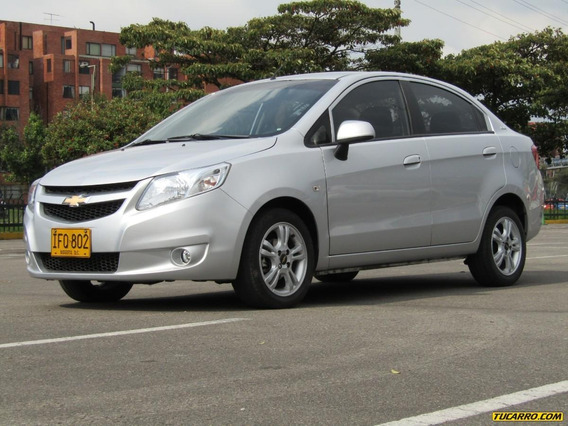 Chevrolet Sail Ltz Mt 1400 Aa Ab Abs