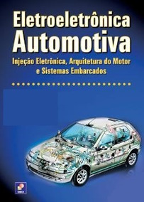 Eletricista E Injeção Automotiva 04 Dvds Vídeo Aula Cód. 57