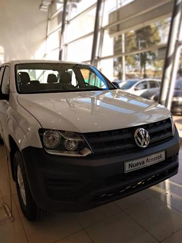 0km Volkswagen Amarok 2.0 Cd Tdi 140cv Trendline Llantas16 4