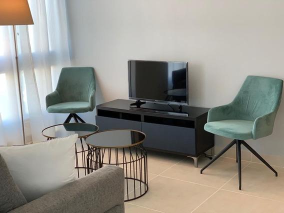 Rento Apartamento Finamente Amueblado En La Esperilla