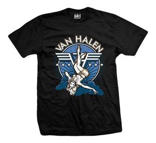 Remera Van Halen Bad Woman