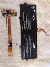 Positivo Q232a-bateria + Placa Usb Com Cabo Flat