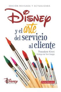 Disney Y El Arte Del Servicio Al Cliente, Pasta Rústica