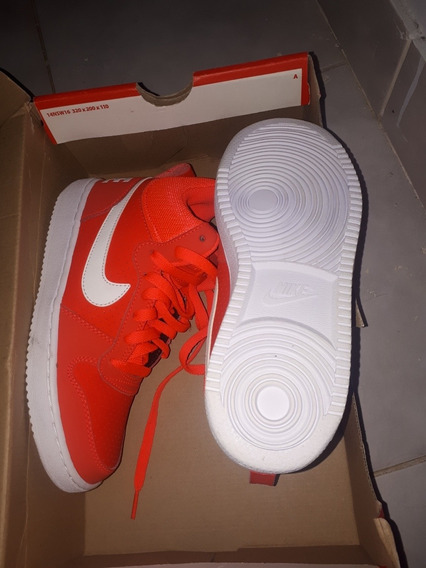 Zapatillas Nike Naranjas