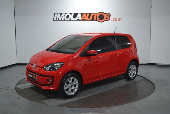 Volkswagen Up 1.0 High 3p M/t 2016 -imolaautos