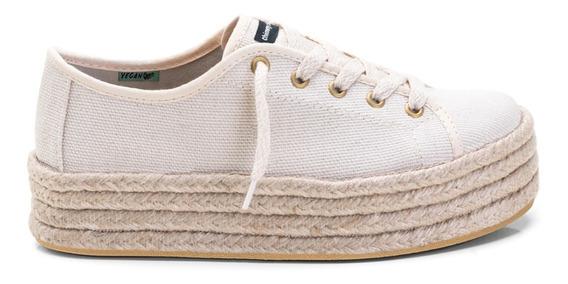 Sneaker Plataforma Cruda