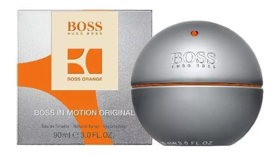 Perfume Hugo Boss In Motion 90ml - 100% Original