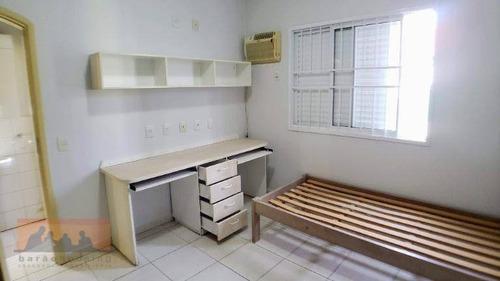 Imagem 1 de 8 de Kitnet Com 1 Dormitório Para Alugar, 30 M² Por R$ 2.000,00/mês - Cidade Universitária - Campinas/sp - Kn0051
