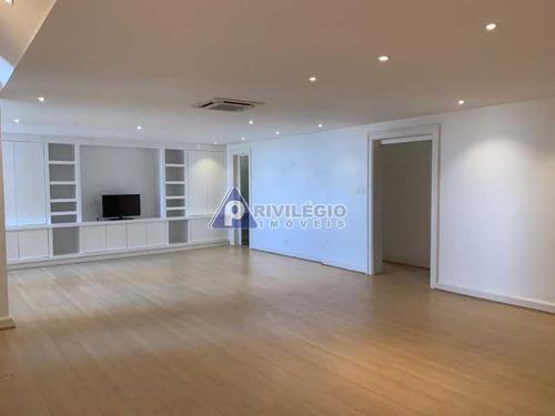 Apartamento À Venda, 3 Quartos, 1 Suíte, 1 Vaga, Ipanema - Rio De Janeiro/rj - 22612