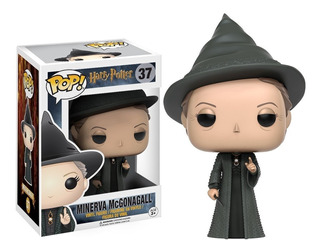 Funko Pop Minerva Mc Gonagall #37 Figura Hp Harry Potter