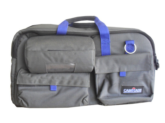 Bolsa Case Camrade Camera De Video Filmadora Cb640 Luxo