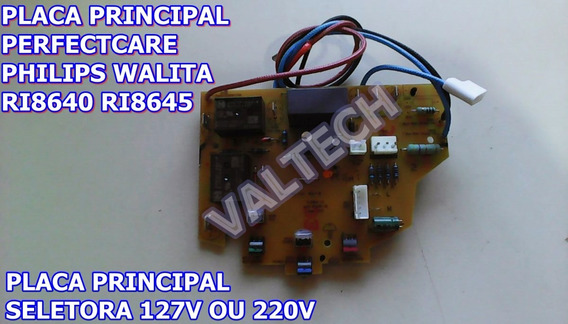 Placa Principal Para Ferro Perfectcare Ri8640 Ri8645 Philips