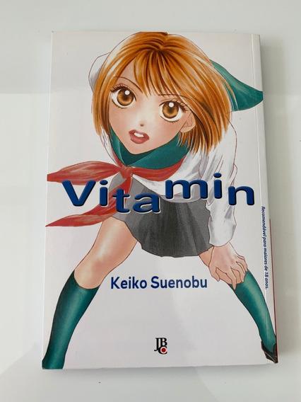 Mangá - Vitamin - Volume Único - Keiko Suenobu