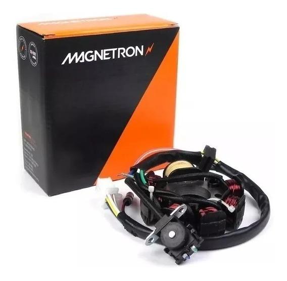 Estator Magnetron Com Base Today 125 Titan 1992 Até 1999